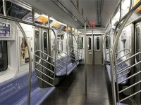 New York City May Place Security Cameras in Subway Cars