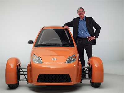 Elio Motors Sells Surplus Equipment to Fund 3-Wheel Cars