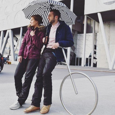 legs jacket, rain pants