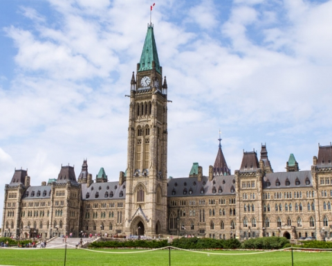 Center Block, Parliament Hill