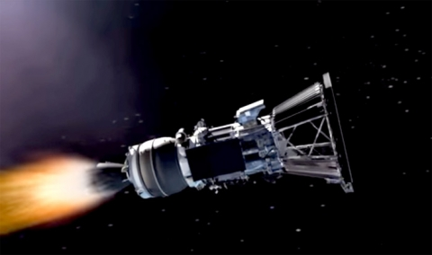 NASA sun space probe