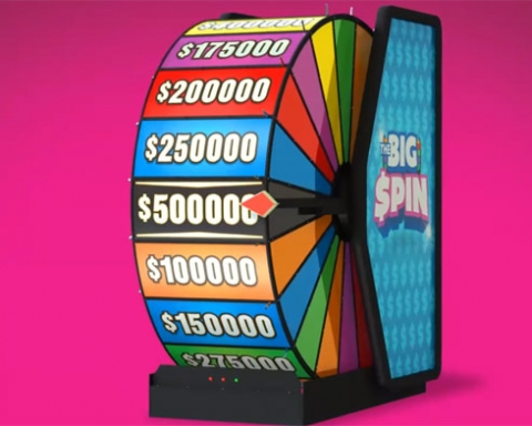 OLG's The Big Spin