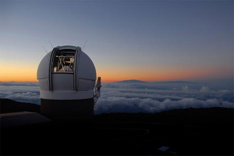 Pan-STARRS 1 telescope