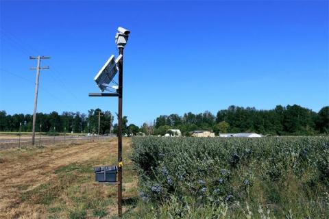 Farm laser technology