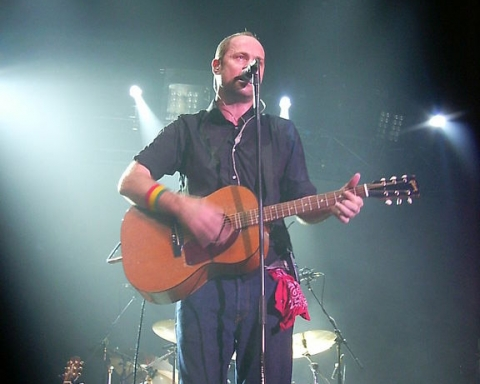 Gord Downie, singer Tragically Hip