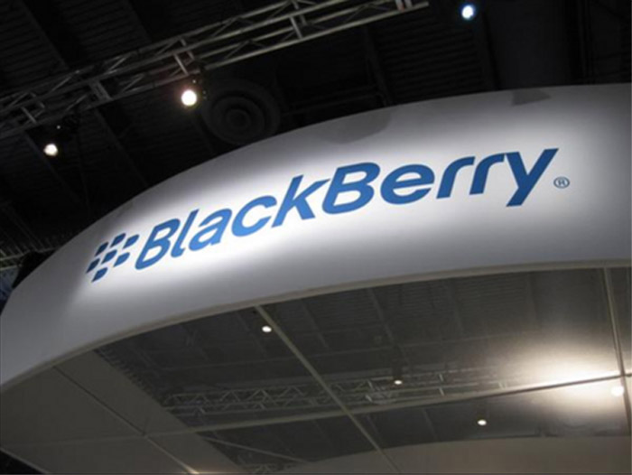 Blackberry / RIM booth