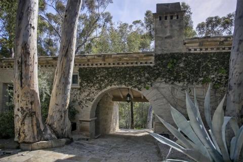 Ellen Degeneresh house