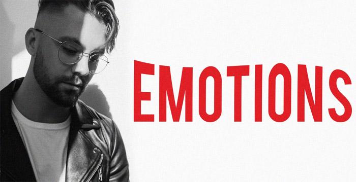 """Virginia to Vegas single """"Emotions"""""""