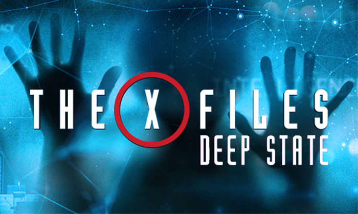 The X-Files: Deep State